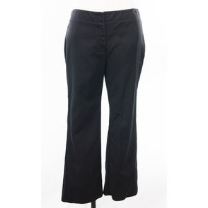 Chico's black pants 2.5